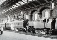 B J Ashworth 82041 Bristol Temple Meads - Bath Green Park 3 October 1964