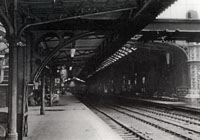 Bristol Temple Meads Old Station Looking In