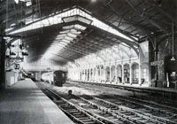 Bristol Temple Meads Old Station British Rail