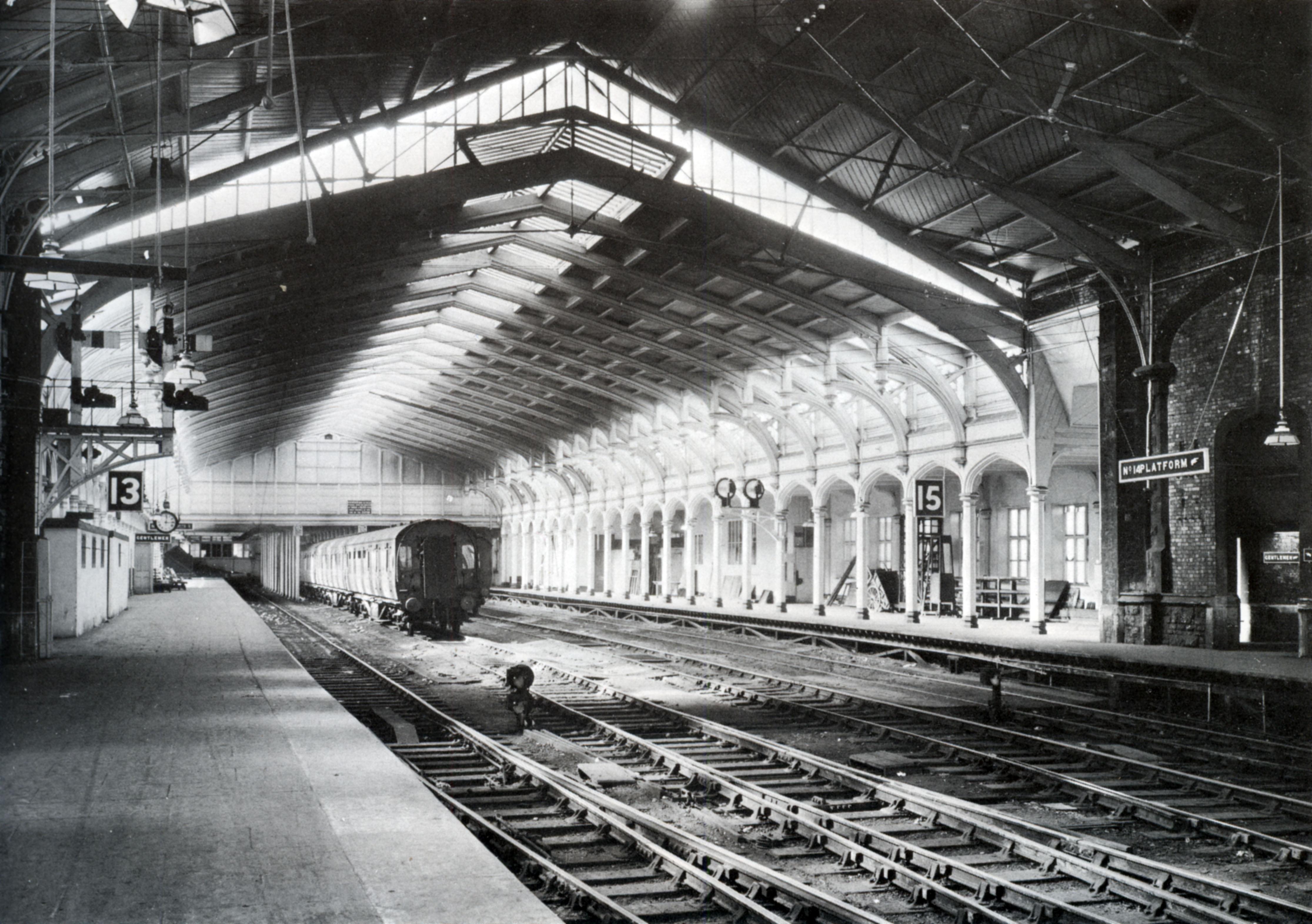 Alextrack  Railways  Signalling  Bristol Old Station Signal Box