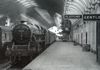 M.A.N. Johnston Bristol Old Station 10 September 1960