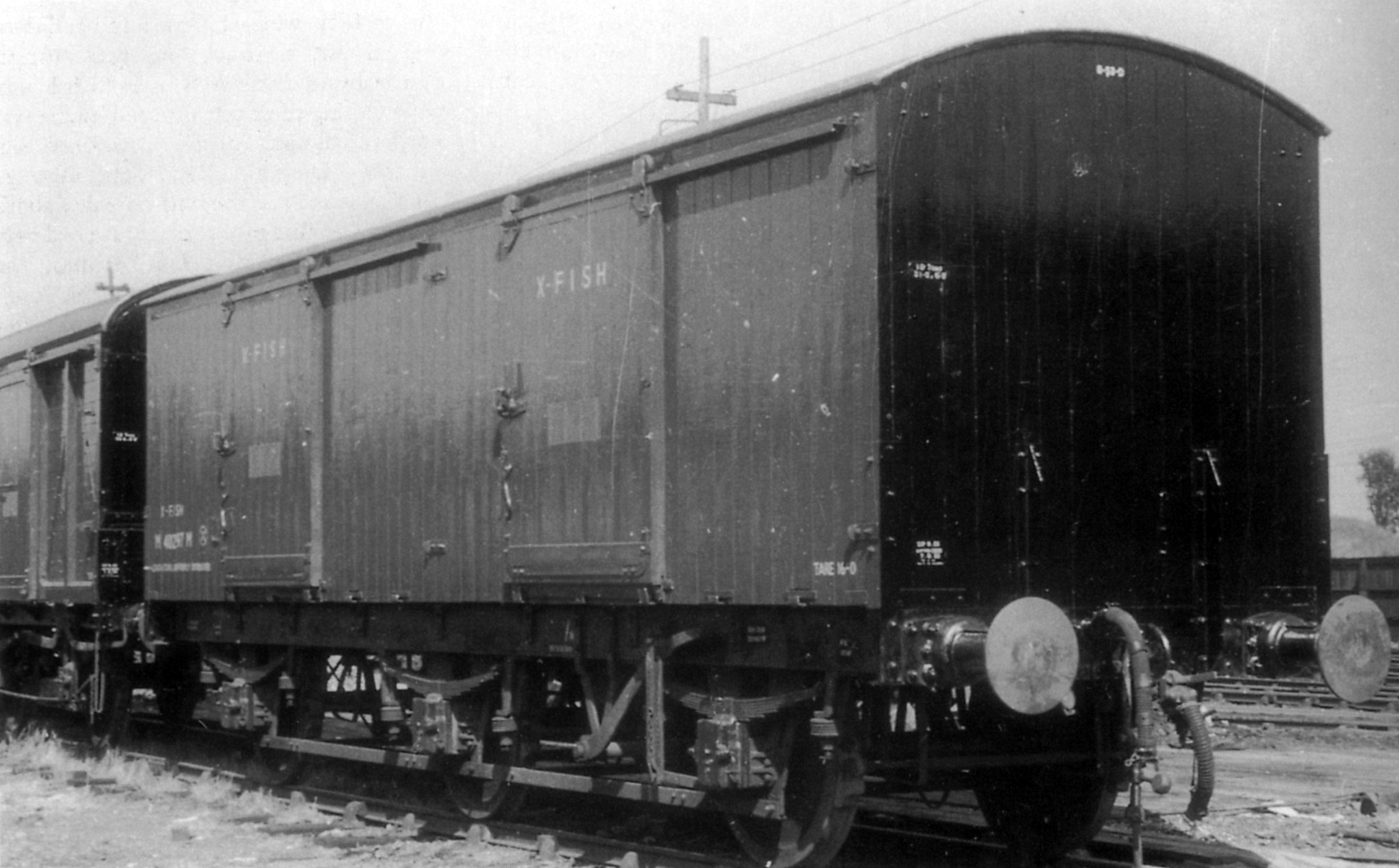 Alextrack: Model Railways: 2mm Finescale: Non Passenger Carrying