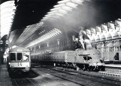 Bristol Temple Meads Old Station - 2mm Finescale