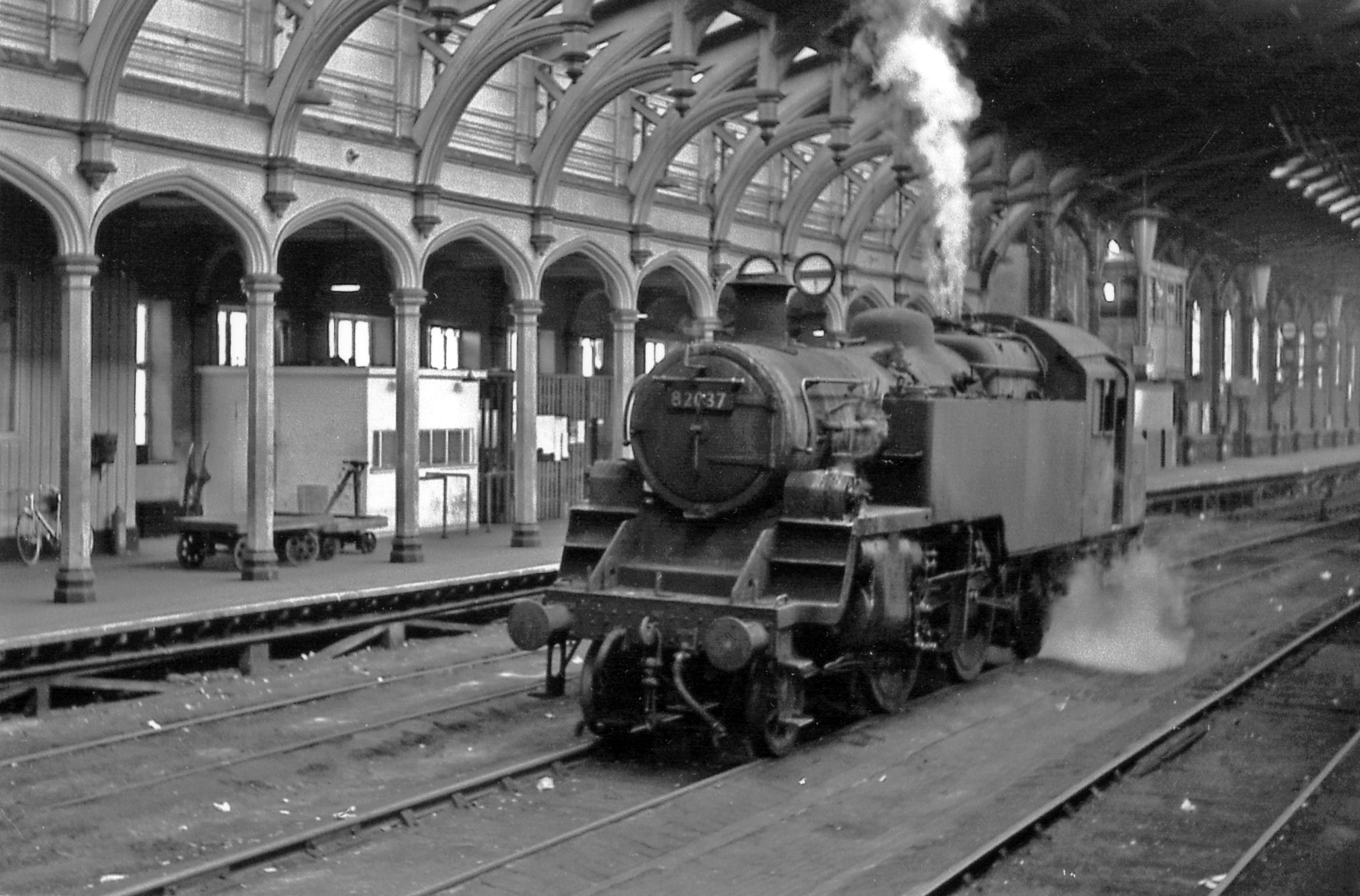 Alextrack Model Railways Bristol Old Station Prototype