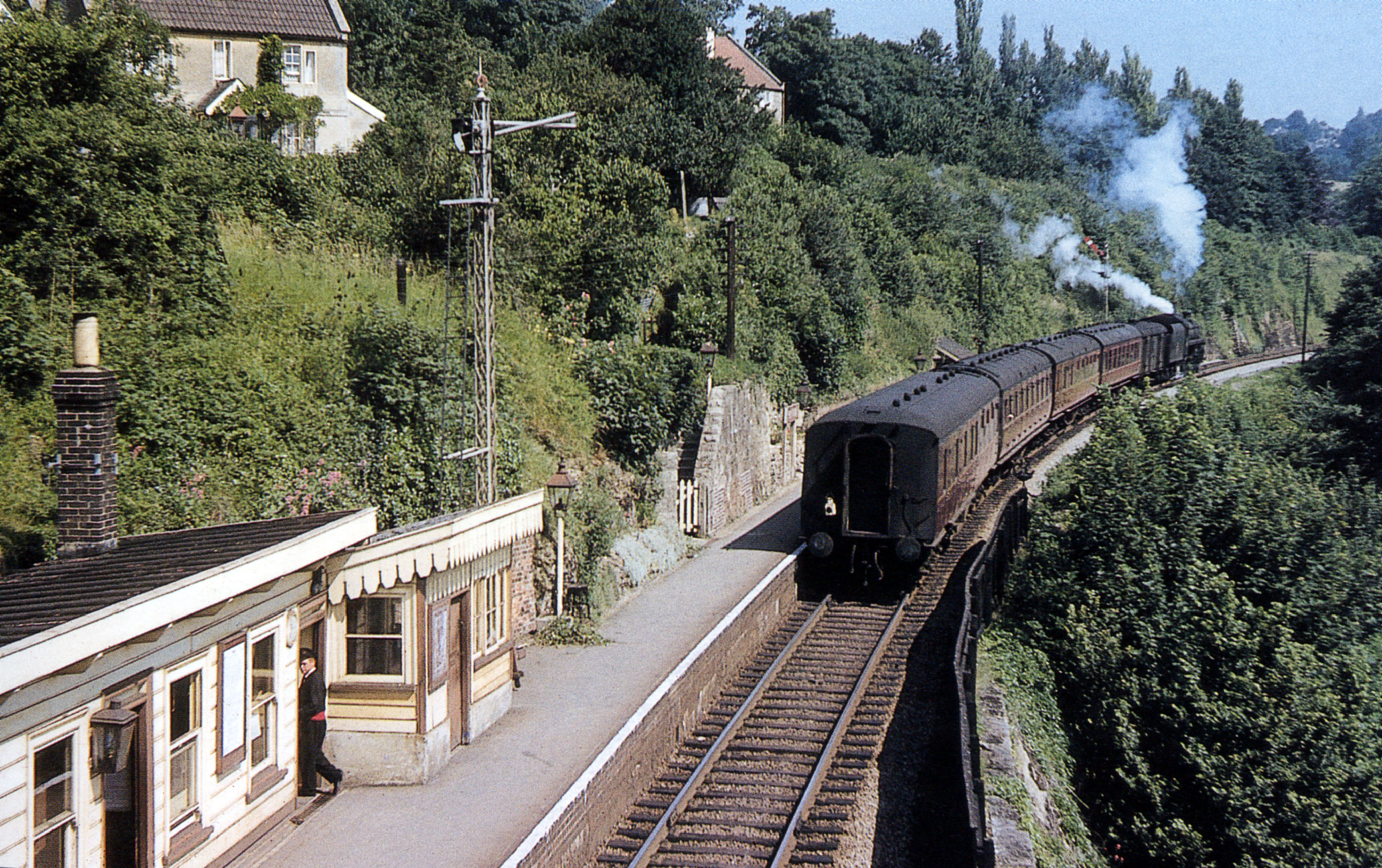 Alextrack Model Railways Midford Prototype Photographs Click Here For A Photograph Of The Dont