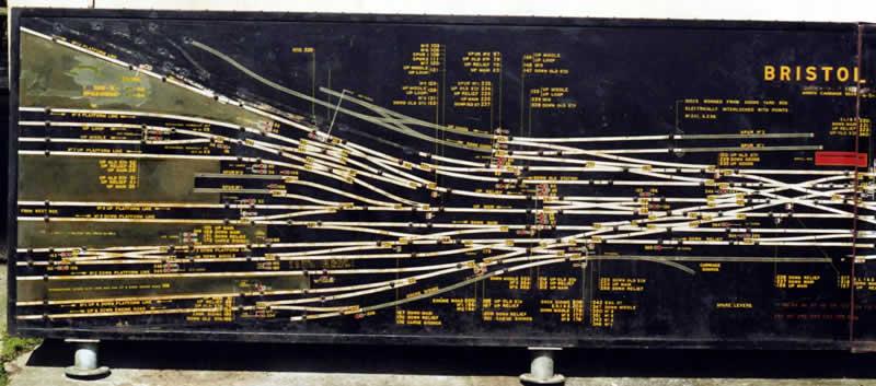 alextrack railways signalling power signalling at bristol illuminated diagrams diagram of steamboat